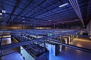 google data center serwerownia