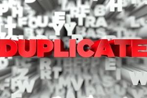 duplicate content - powielanie treści a seo