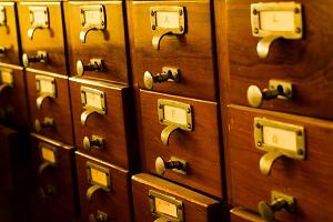 katalog stron można przyrównać do gabinetu